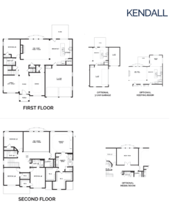 The kendall stephen elliott homes for Elliott homes floor plans